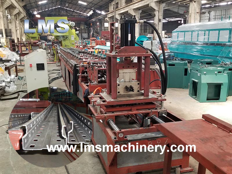 Rack Making Machine