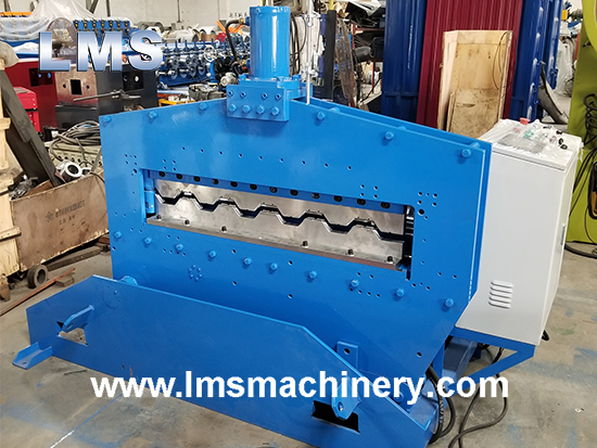 LMS Roof Curving Machine