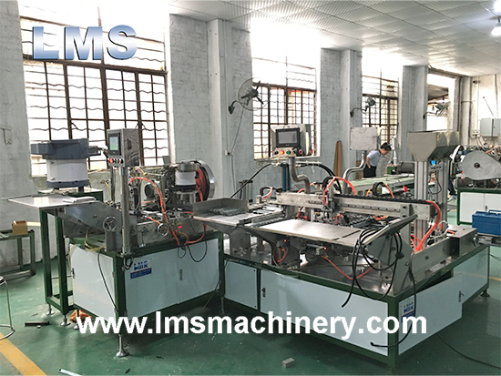 LMS Drawer Slide Full Automatic Assembly Machine