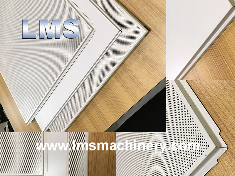 Ceiling Panel Machine