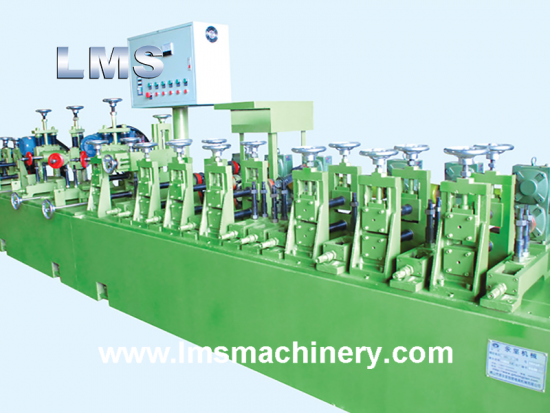 HG100 High Frequency Pipe Making Machine