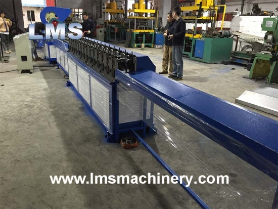 Ceiling Open Cell Roll Forming Machine