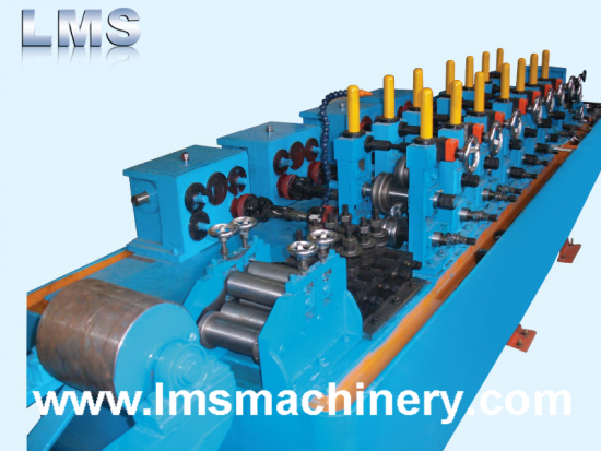 HG114 High Frequency Pipe Making Machine