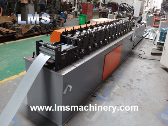 Drywall Stud And Track Forming Machine