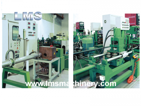 HG165 High Frequency Pipe Making Machine