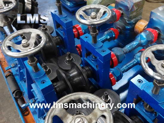HG50 High Frequency Pipe Mill Machine