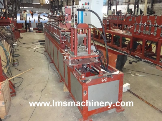 Cross Bracing Roll Forming Machine