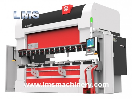 Down-Stroke Press Brake Bending Machine With NC Control