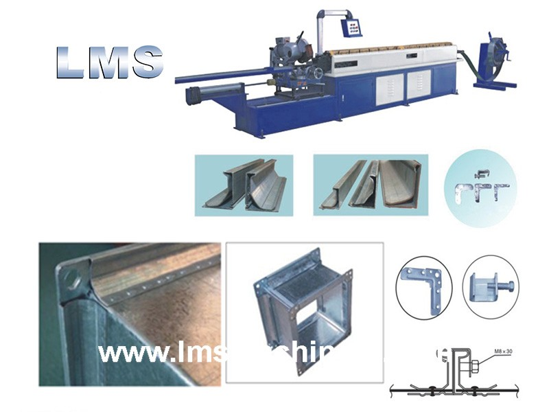 LMS TDC Flange roll forming machine