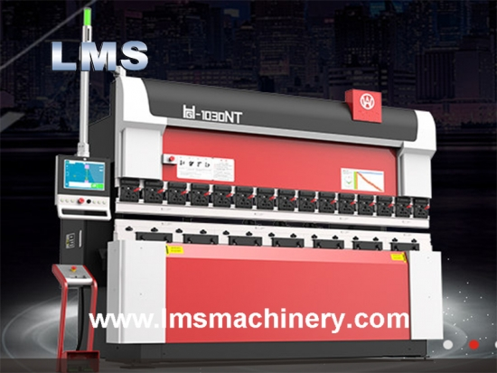 Upstroke Press Brake Bending Machine With NC Control